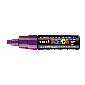 Uni Posca PC-8K Paint Marker - Breed - Violet