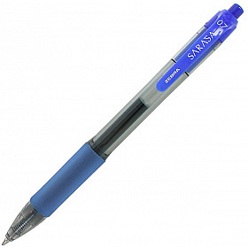 Zebra Sarasa Clip Gel Inkt Pen - Medium - Blauw
