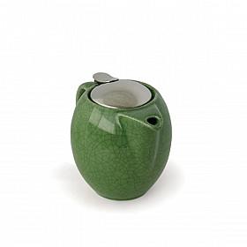 Zero Japan Theepot - Klein - 350 ml - Crackle Green