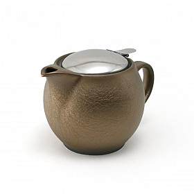 Zero Japan Theepot - Medium - 450 ml - Antique Gold