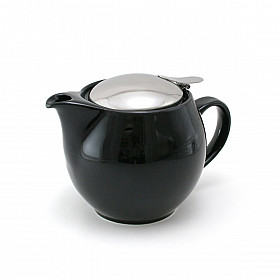 Zero Japan Theepot - Medium - 450 ml - Black