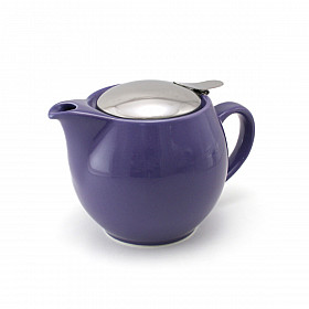 Zero Japan Theepot - Medium - 450 ml - Eggplant