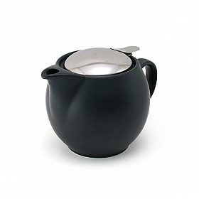Zero Japan Theepot - Medium - 450 ml - Noble Matt Black