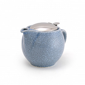 Zero Japan Theepot - Medium - 450 ml - Crackle Lavender