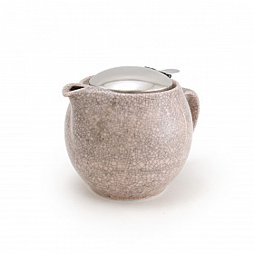 Zero Japan Theepot - Medium - 450 ml - Crackle Pink