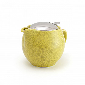 Zero Japan Theepot - Medium - 450 ml - Crackle Yellow