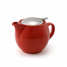 Zero Japan Theepot - Medium - 450 ml - Tomato