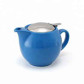 Zero Japan Theepot - Medium - 450 ml - Turquoise
