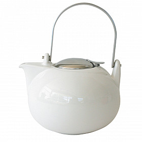 Zero Japan Theepot - Jumbo - 1350 ml - White